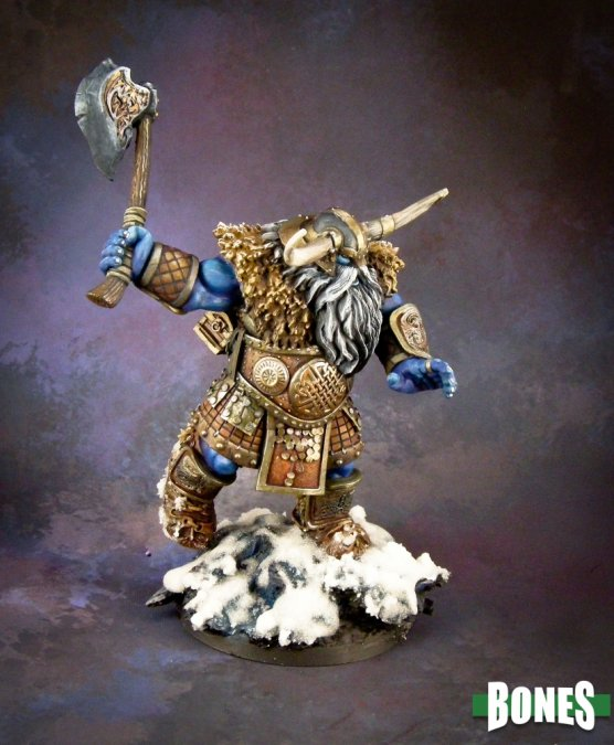 77543 Frost Giant Warrior