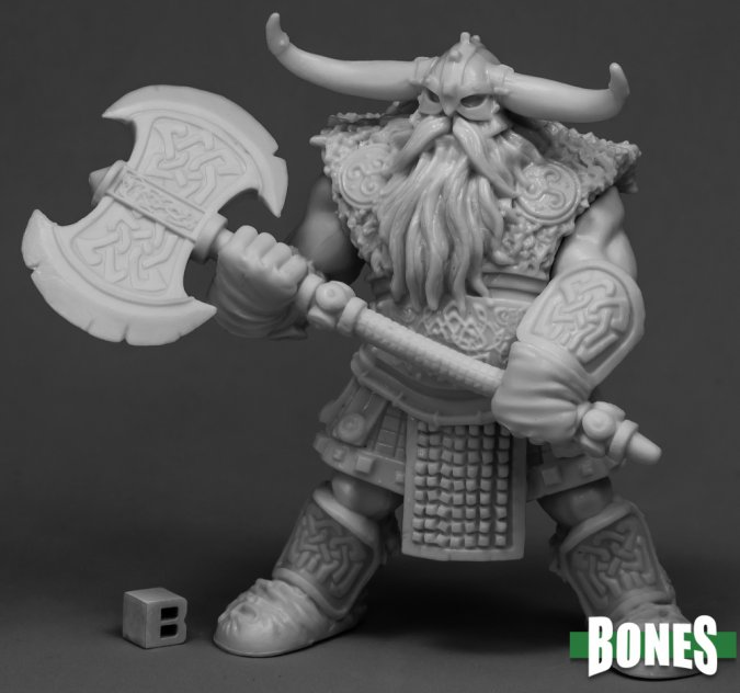 77544 Frost Giant Bodyguard