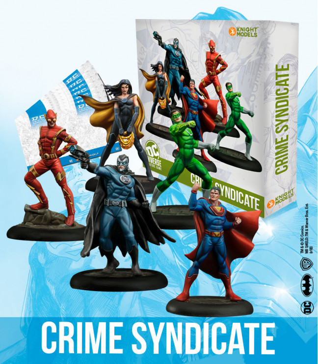 Crime Syndicate (2nd Edition)
