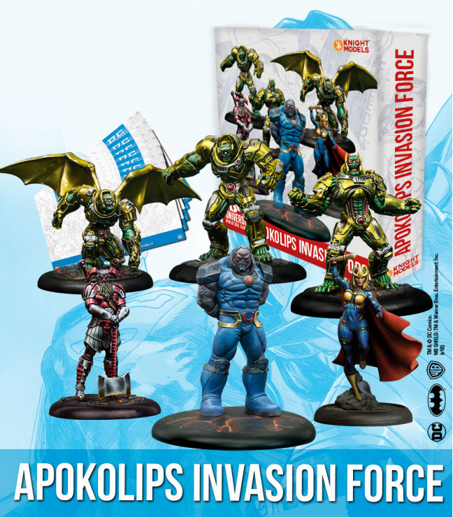 Apokolips Invasion Force (2nd Edition)
