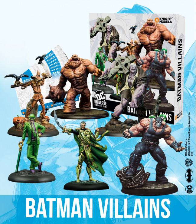 Batman Villains (2nd Edition)